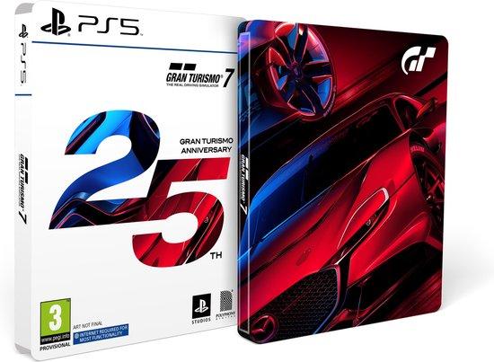 Gran Turismo 7: 25th Anniversary Edition - PS4&PS5