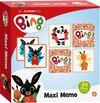 Bing maxi memo spel - educatief spel