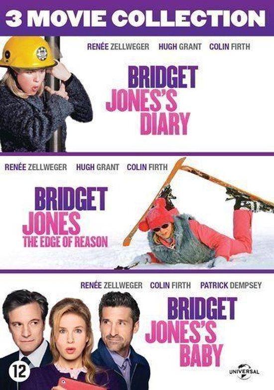 Bridget Jones 1-3 Box