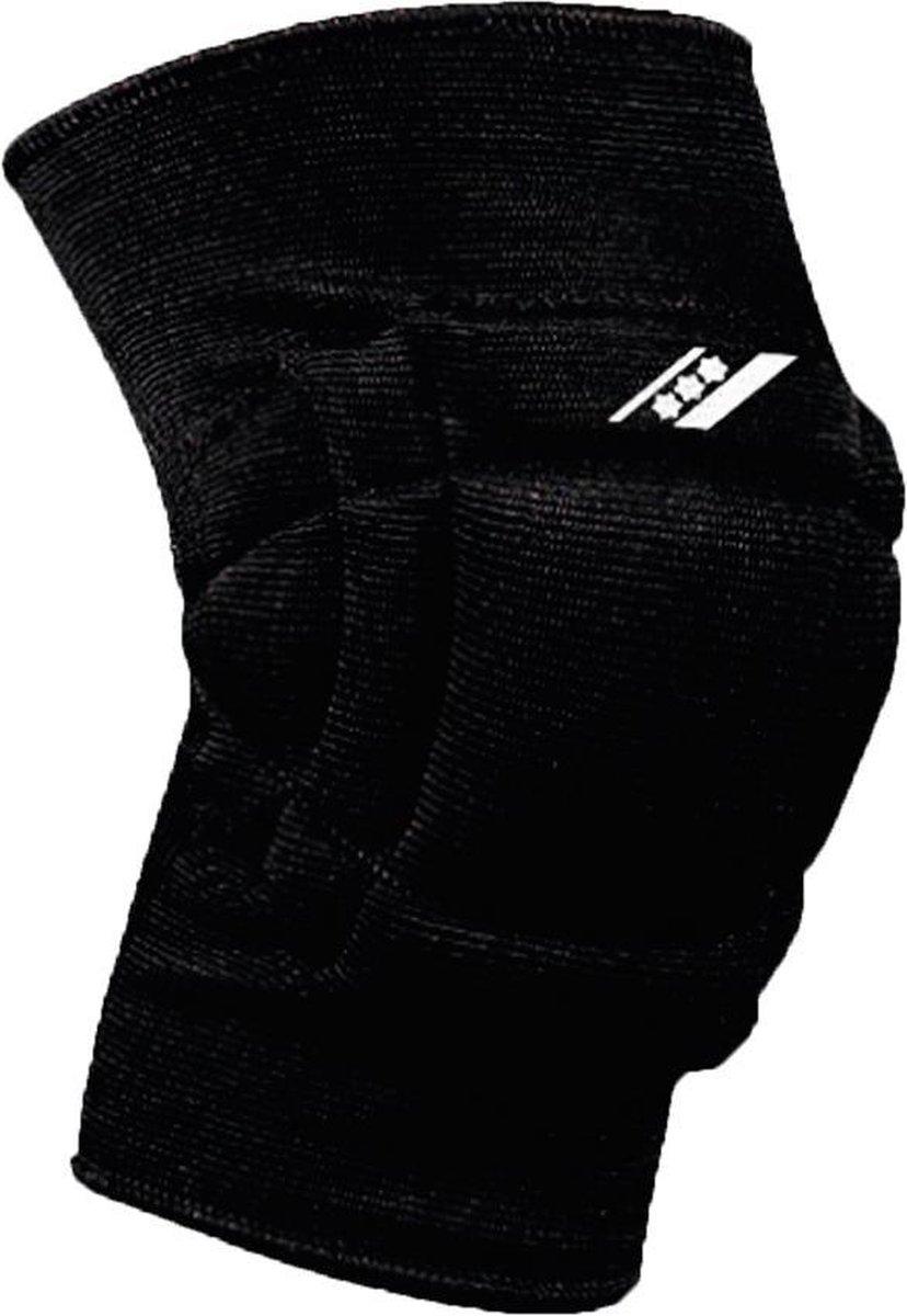 Rucanor Smash Super Kniebeschermers - Kniebeschermers - zwart - S