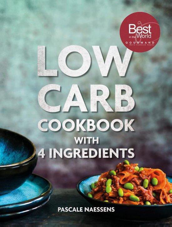 Afbeelding van Low Carb Cooking With 4 Ingredients