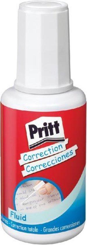 Correctievloeistof pritt correct it 100265 20 ml