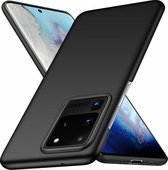 Shieldcase Slim case Samsung Galaxy S20 Ultra (zwart) + glazen screen protector