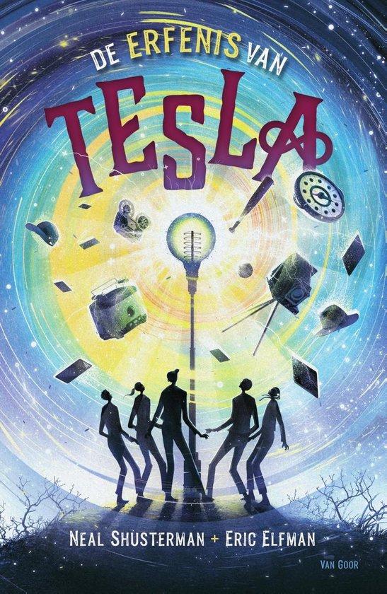 Accelerati-trilogie 1 - De erfenis van Tesla - Neal Shusterman |