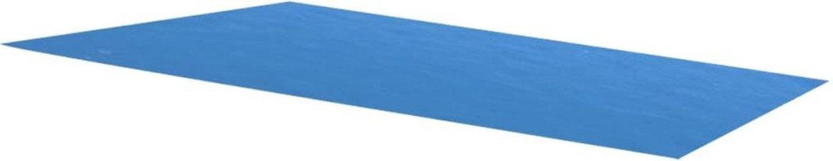 Zwembadhoes - PE - Blauw - 400x200 cm