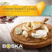 Boska Rond Friends S Serveerplanken - Eikenhout - Bruin