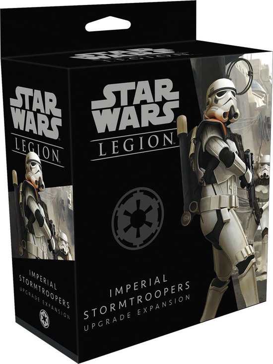 Afbeelding van het spel Star Wars Legion: Imperial Stormtroopers Upgrade Expansion