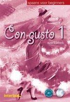 Con gusto 1 werkboek + online-mp3's