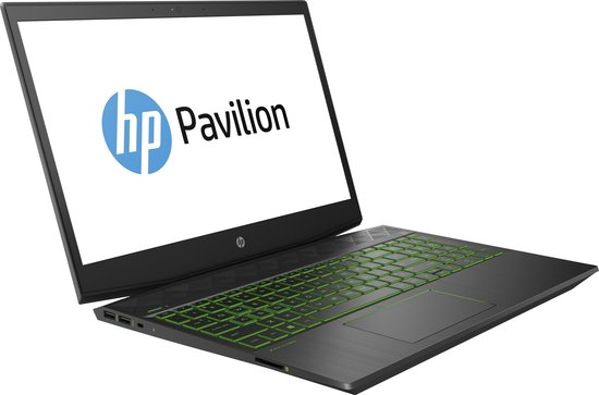 HP Pavilion Gaming 15-cx0640nd - Laptop - 15.6 Inch
