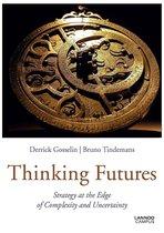 Boek cover Thinking Futures van Derrick P. Gosselin