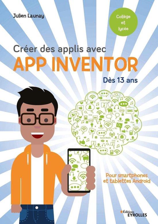 Créer des applis avec App Inventor