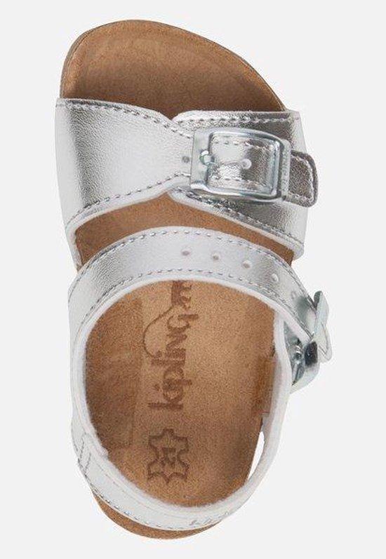 | Kipling Easy 50 Kipling sandalen zilver Maat 27