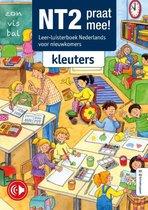 NT2, praat mee!  -   Leer-luisterboek Kleuters
