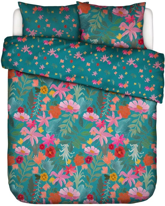 Covers & Co dekbedovertrek Flower Power 240x200/220