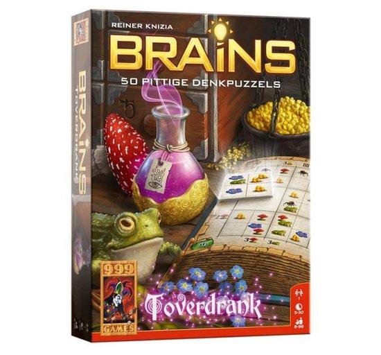 Afbeelding van het spel Brains: Toverdrank Breinbreker denkpuzzels