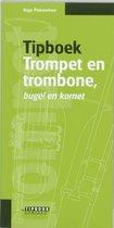 Tipboek trompet en trombone, bugel en kornet