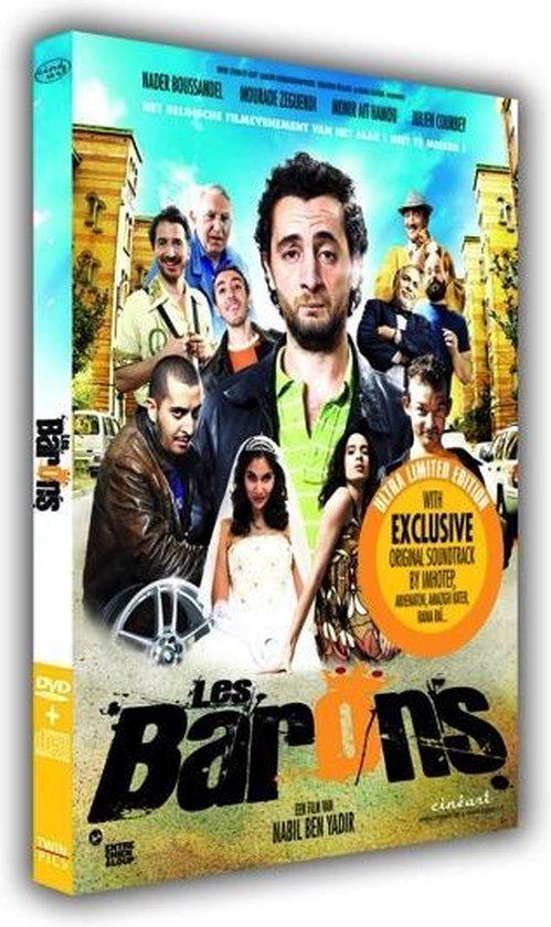 Cover van de film 'Les Barons'