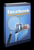 Facebook-Profit und Anzeigen-Wunder