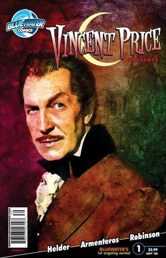 Vincent Price Presents #01
