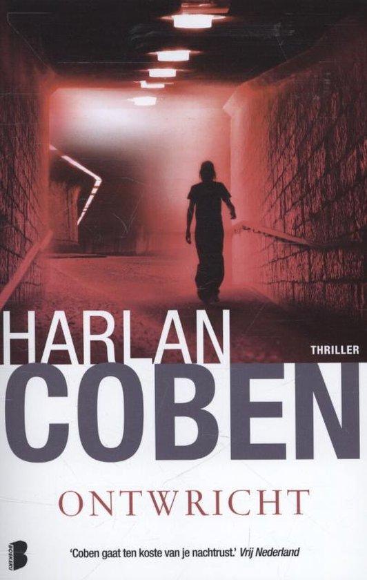 Myron Bolitar 4 - Ontwricht - Harlan Coben |