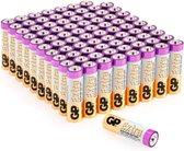 GP Extra Alkaline batterijen AA mignon penlite LR06 batterij 1.5V - 80 stuks AA batterijen