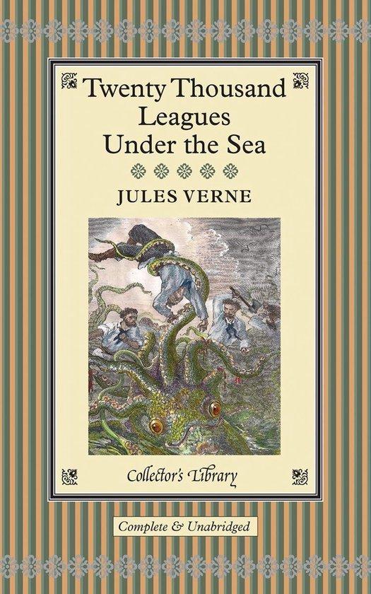 Boek cover Twenty Thousand Leagues Under the Sea van Jules Verne (Hardcover)