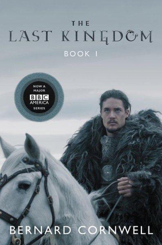 Boek cover The Last Kingdom van Bernard Cornwell (Paperback)