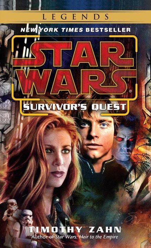 Boek cover Survivors Quest van Timothy Zahn (Paperback)