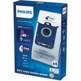Philips S-bag FC8021/03 - 4 stofzuigerzakken