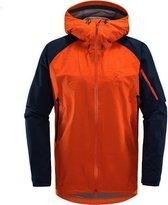 Haglöfs - Roc Spirit Jacket - Oranje - Heren - maat  L