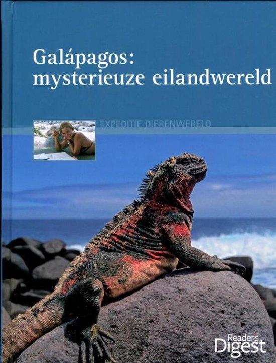 Galapagos: Mysterieuze Eilandwereld - Anne Diener-Steinherr |