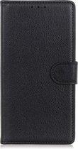 Motorola Moto G8 Power Hoesje - Book Case - Zwart