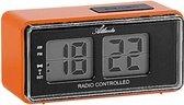 Retro-Wekker radiogestuurd Atlanta - 1881-12