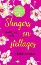 De weddingplanner 4 - Slingers en stellages