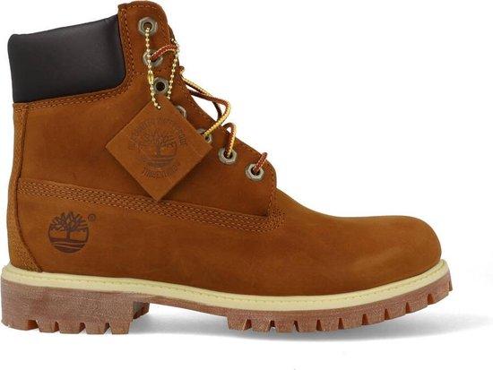 Timberland Heren 6 inch Premium Boots (40 tm 46) 72066 Cognac Bruin