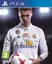 Afbeelding van FIFA 18 - PS4