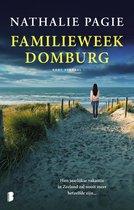 Boek cover Familieweek Domburg van Nathalie Pagie
