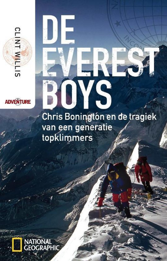 De Everest Boys - Clint Willis |