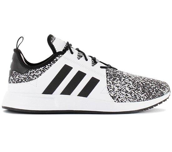 adidas Originals X_PLR B37931 - Heren Sneakers Sportschoenen Schoenen  Wit-Zwart - Maat EU 39 1/3 UK 6