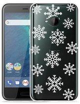 HTC U11 Life Hoesje Snow