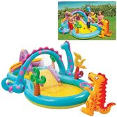Intex Dinoland 229x333x112cm - Speelzwembad
