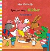 Afbeelding van Leopold Spelen met Kikker (karton). 2+ speelgoed