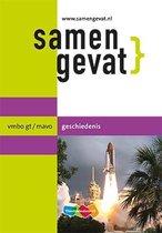 Boek cover Samengevat Geschiedenis Vmbo/gt/mavo van Ed Arnold (Paperback)