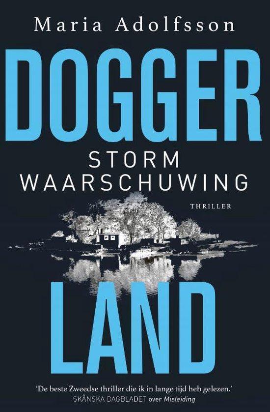 Doggerland 2 - Stormwaarschuwing - Maria Adolfsson |