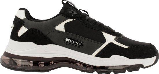 Bjorn Borg X510 Msh Sneaker Men Black-White 46