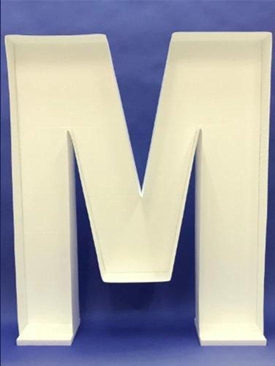 Ballon Mozaiek frame Letter M (100cm)