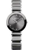 BERING 11429-783 - Horloge - Staal - Zilverkleurig - Ø 29 mm