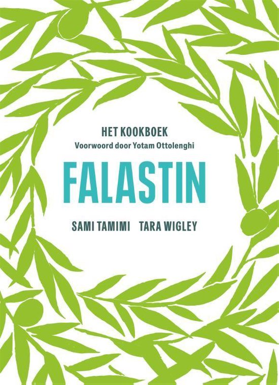 Boekomslag voor Falastin