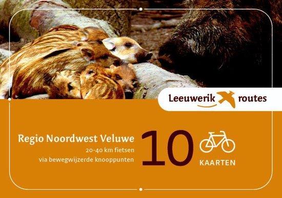 Leeuwerik routes - Regio Noordwest Veluwe - Diederik Mönch |