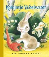 Gouden Boekjes  -   Konijntje Woelwater